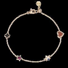 POP! POP! Tiara Bracelet(14K)