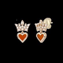 POP! POP! Tiara Earring(14K)