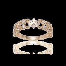 Basic Tiara Ring(14K)