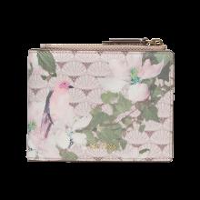 [라스트피스] PORTA FLOWER 2단반 탑지퍼 가로형지갑