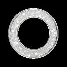 로만손 여성 DIY 시계_베젤(Baguette Crystals)
