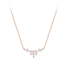 J Basic Necklace(14K)
