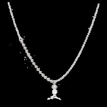J Basic Necklace