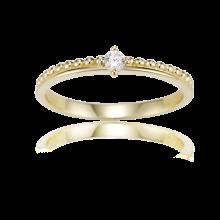 J Basic Ring(14K) 12호