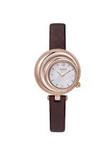 Diana LEATHER WATCH