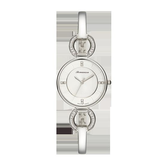[대한시계] 로만손 여성 메탈 시계 (RWRMQL7A0400WHWH0)