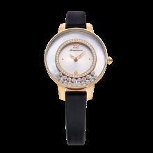 [BEST] 로만손 여성 가죽 시계 (RWRLQL7A3000GOWH0)