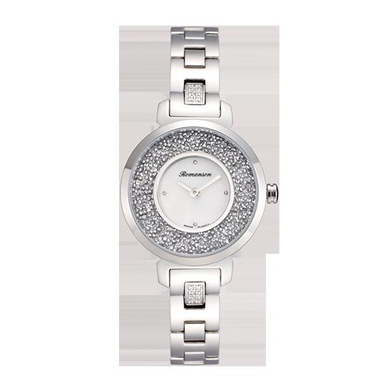 로만손 여성 메탈 시계 (RWRMQL6A3600WHWH0)