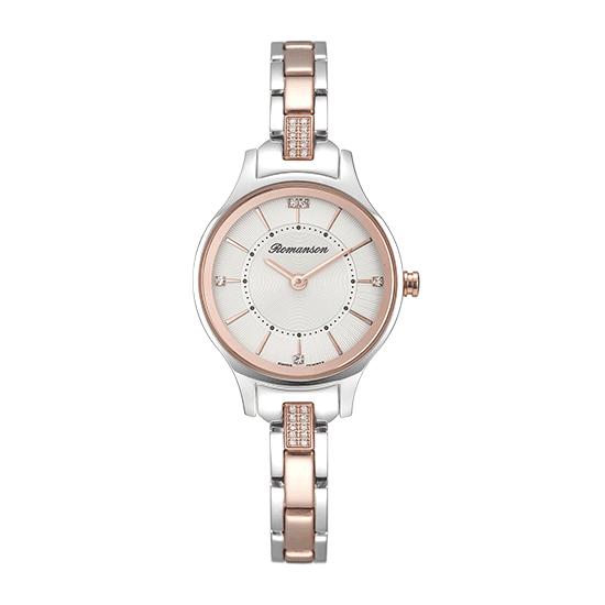 로만손 여성 메탈 시계 (RWRMQL8A0200CRCR0)