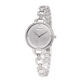 로만손 여성 메탈 시계 (RWRMQL8A1400WHSI0)