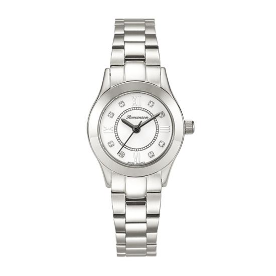 로만손 여성 메탈 시계 (RWRMGL8A1600WHSI0)