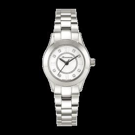 로만손 여성 게르마늄 메탈 시계 (RWRMGL8A1600WHSI0)