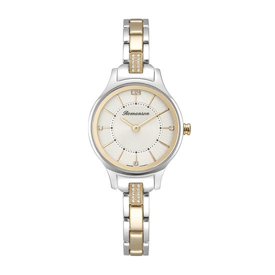 로만손 여성 메탈 시계 (RWRMQL8A0200CECE0)