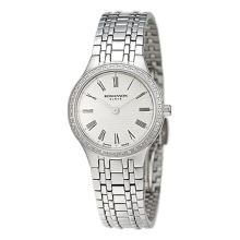 로만손 엘베 여성 메탈 시계