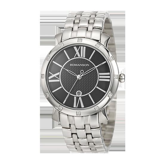 [라스트피스] 로만손 여성 메탈 시계 (RWTMQL001256WHBK0)