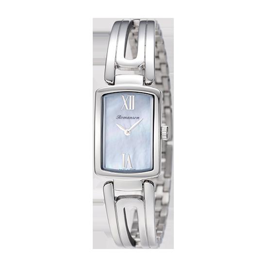 [라스트피스] 로만손 여성 메탈 시계 (RWRMLL6A1000WHBL0)