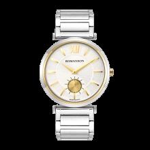 로만손 남성 메탈 시계