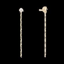 [TV속 이상품]J Basic Earring(14K)