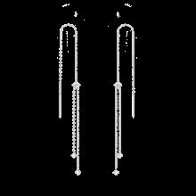 J Basic Earring