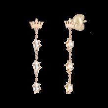 Basic Tiara Earring(14K)