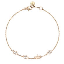 Basic Tiara Necklace(14K)