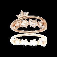 [시즌오프] Basic Tiara Ring(14K)