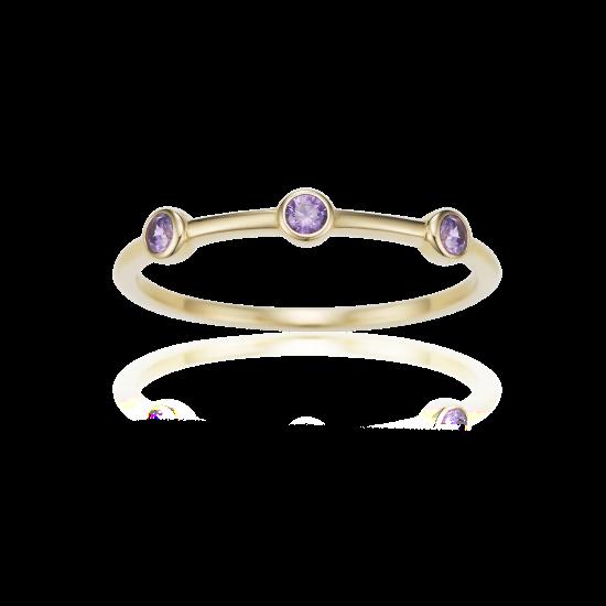 Viva Perla Ring(14K)