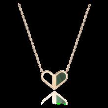 [여배우 착장] La Fila Necklace(14K)