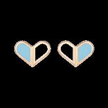 [시즌오프] La Fila Earring(14K)