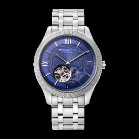 로만손 드아르본 남성 오토매틱 메탈 시계