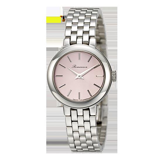 로만손 프리미어 여성 메탈 시계 (RWPALL5A1500WHTA0)