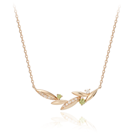 Riposa Necklace(14K)