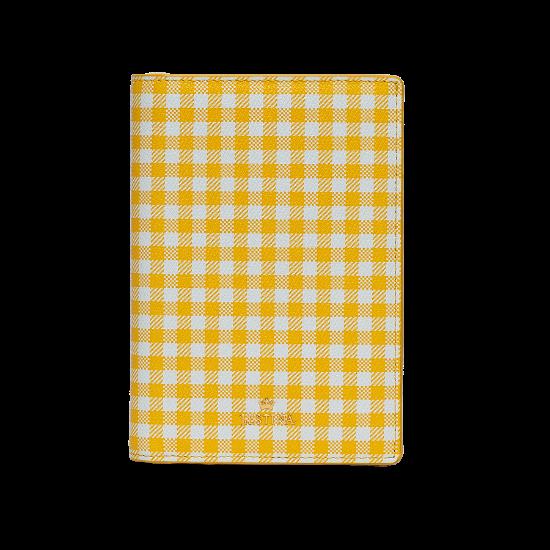 LUNA CHECK 여권케이스 YE (JEACEP9AS092YE010)