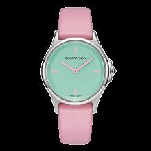 로만손 꽁뜨 여성 가죽 시계