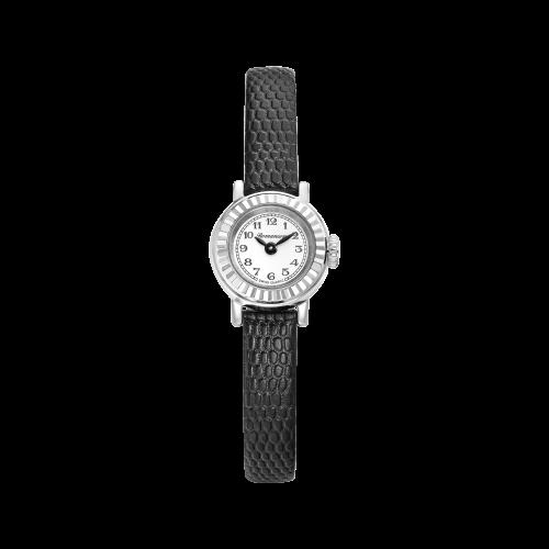 [로만손] 프리미어 여성 가죽 시계 (RWPBLL002639WHWH0)