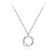 J Basic Necklace