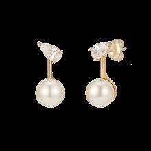 Verona Perlina Earring(14K)