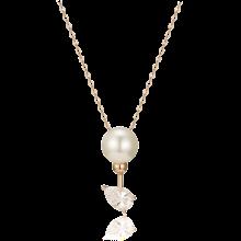 Verona Perlina Necklace(14K)