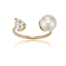 Verona Perlina Ring(14K)