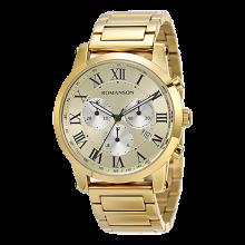 로만손 크로노그래프 남성 메탈 시계