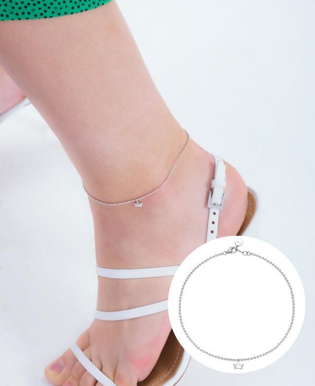 J Basic Anklet (JJJBA09AS777SW230)