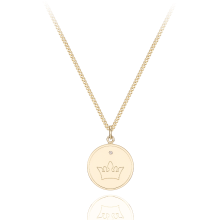 Tiara Kids Necklace(14K)