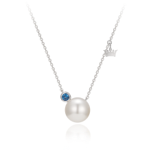 Gran Blue Necklace