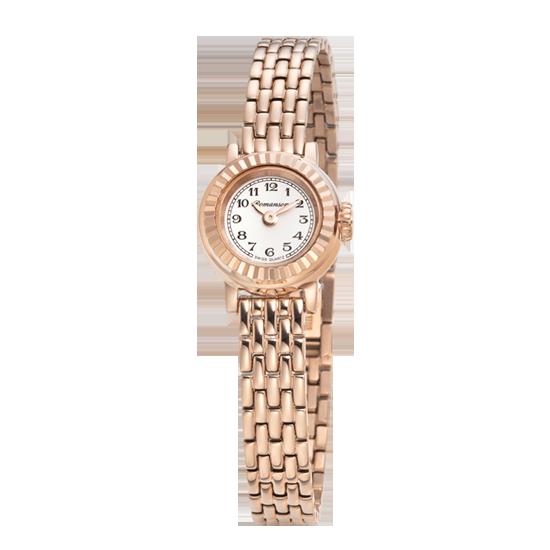 로만손 프리미어 여성 메탈 시계 (RWPALL002639RGWH0)
