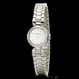 [메탈특가] 로만손 프리미어 여성 메탈 시계 (RWPALL002638WHWH0)