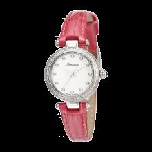 로만손 여성 가죽 시계 (RWRLQL003265WHWH0)