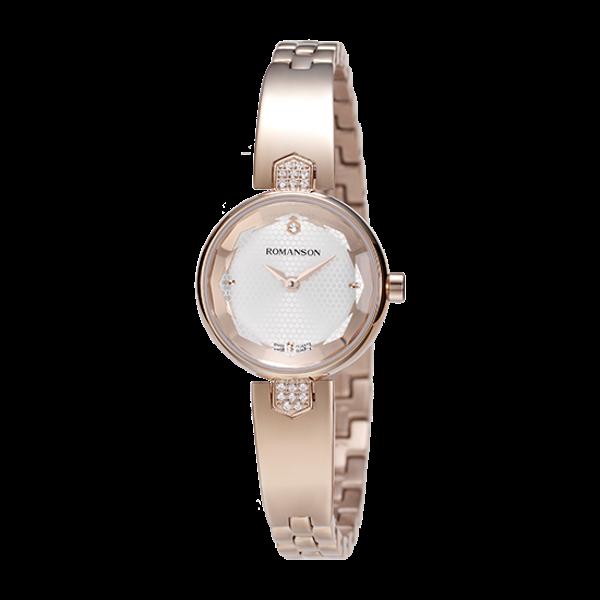 로만손 여성 메탈 시계 (RWRMQL6A0400RGSI0)