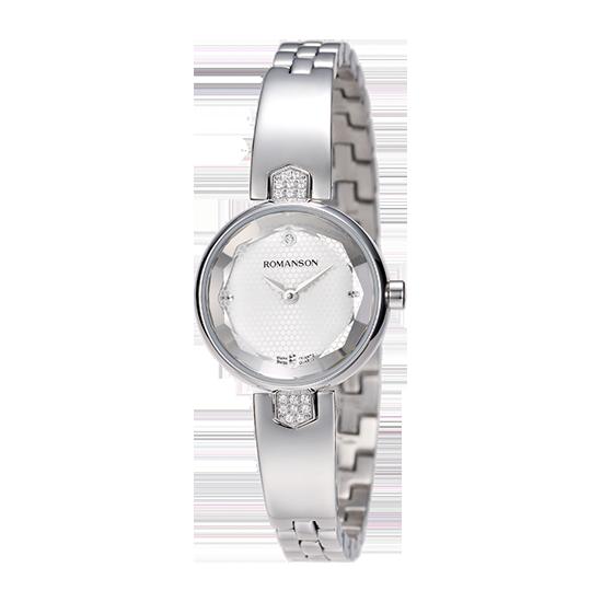 [대한시계] 로만손 여성 메탈 시계 (RWRMQL6A0400WHSI0)