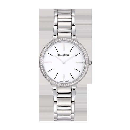 로만손 여성 메탈 시계 (RWTMQL6A0800WHWH0)