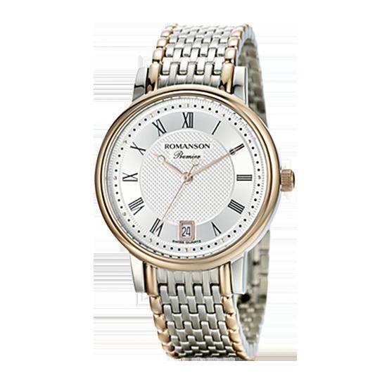 로만손 프리미어 여성 메탈 시계 (RWPALL001274CRSI0)